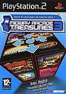 jaquette PlayStation 2 Midway Arcade Treasures 3