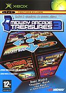 jaquette Xbox Midway Arcade Treasures 3