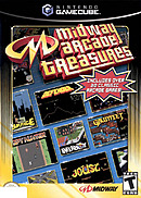 jaquette Gamecube Midway Arcade Treasures