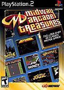 jaquette PlayStation 2 Midway Arcade Treasures