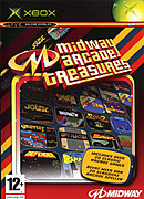 jaquette Xbox Midway Arcade Treasures