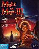 jaquette PC Might And Magic III Isles Of Terra