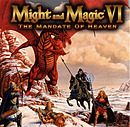 Might and Magic VI : The Mandate of Heaven
