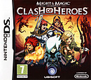 jaquette Nintendo DS Might Magic Clash Of Heroes
