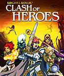 jaquette PlayStation 3 Might Magic Clash Of Heroes