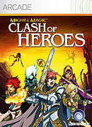 jaquette Xbox 360 Might Magic Clash Of Heroes