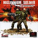 jaquette Dreamcast Millennium Soldier Expendable
