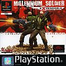 jaquette PlayStation 1 Millennium Soldier Expendable