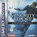 jaquette GBA Minority Report