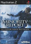 jaquette PlayStation 2 Minority Report