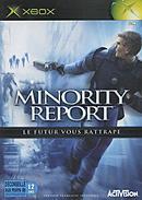 jaquette Xbox Minority Report