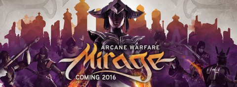 jaquette PC Mirage Arcane Warfare