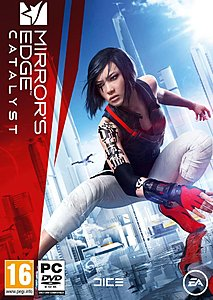 jaquette PC Mirror s Edge Catalyst