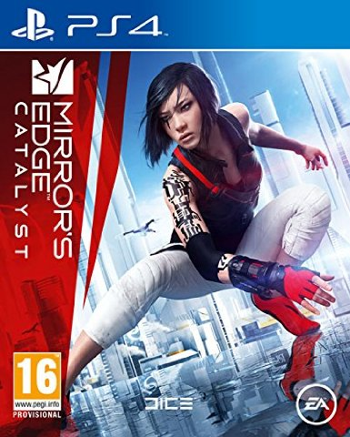 jaquette PlayStation 4 Mirror s Edge Catalyst
