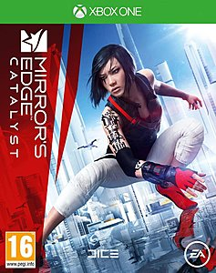 jaquette Xbox One Mirror s Edge Catalyst