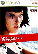 jaquette Xbox 360 Mirror s Edge