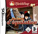 jaquette Nintendo DS Mon Ecole D Equitation