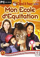 jaquette PC Mon Ecole D Equitation