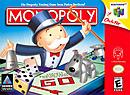 jaquette Nintendo 64 Monopoly