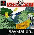 jaquette PlayStation 1 Monopoly