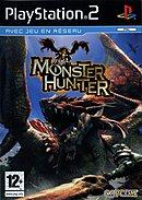 jaquette PlayStation 2 Monster Hunter