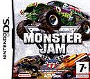 jaquette Nintendo DS Monster Jam