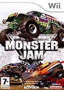 jaquette Wii Monster Jam