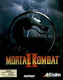 jaquette Amiga Mortal Kombat II