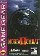 jaquette Game Gear Mortal Kombat II
