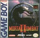 jaquette Gameboy Mortal Kombat II