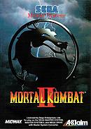 jaquette Master System Mortal Kombat II