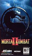 jaquette Nes Mortal Kombat II