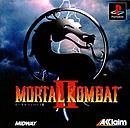 jaquette PlayStation 1 Mortal Kombat II