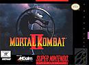 jaquette Super Nintendo Mortal Kombat II