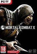 jaquette PC Mortal Kombat X