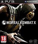 jaquette PlayStation 3 Mortal Kombat X
