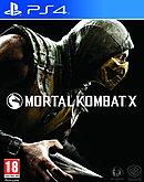 jaquette PlayStation 4 Mortal Kombat X