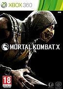 jaquette Xbox 360 Mortal Kombat X