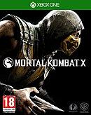 jaquette Xbox One Mortal Kombat X
