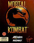 jaquette Amiga Mortal Kombat