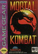jaquette Game Gear Mortal Kombat