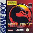 jaquette Gameboy Mortal Kombat