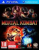 jaquette PS Vita Mortal Kombat