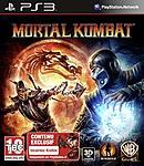 jaquette PlayStation 3 Mortal Kombat