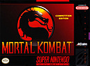 jaquette Super Nintendo Mortal Kombat