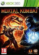 jaquette Xbox 360 Mortal Kombat
