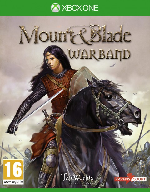 jaquette Xbox One Mount and Blade Warband
