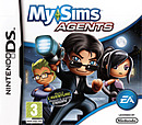 jaquette Nintendo DS MySims Agents