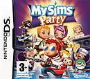 jaquette Nintendo DS MySims Party