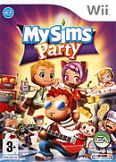 jaquette Wii MySims Party